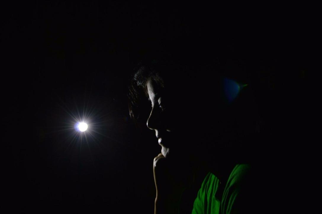 Night shot with Nikon D3200