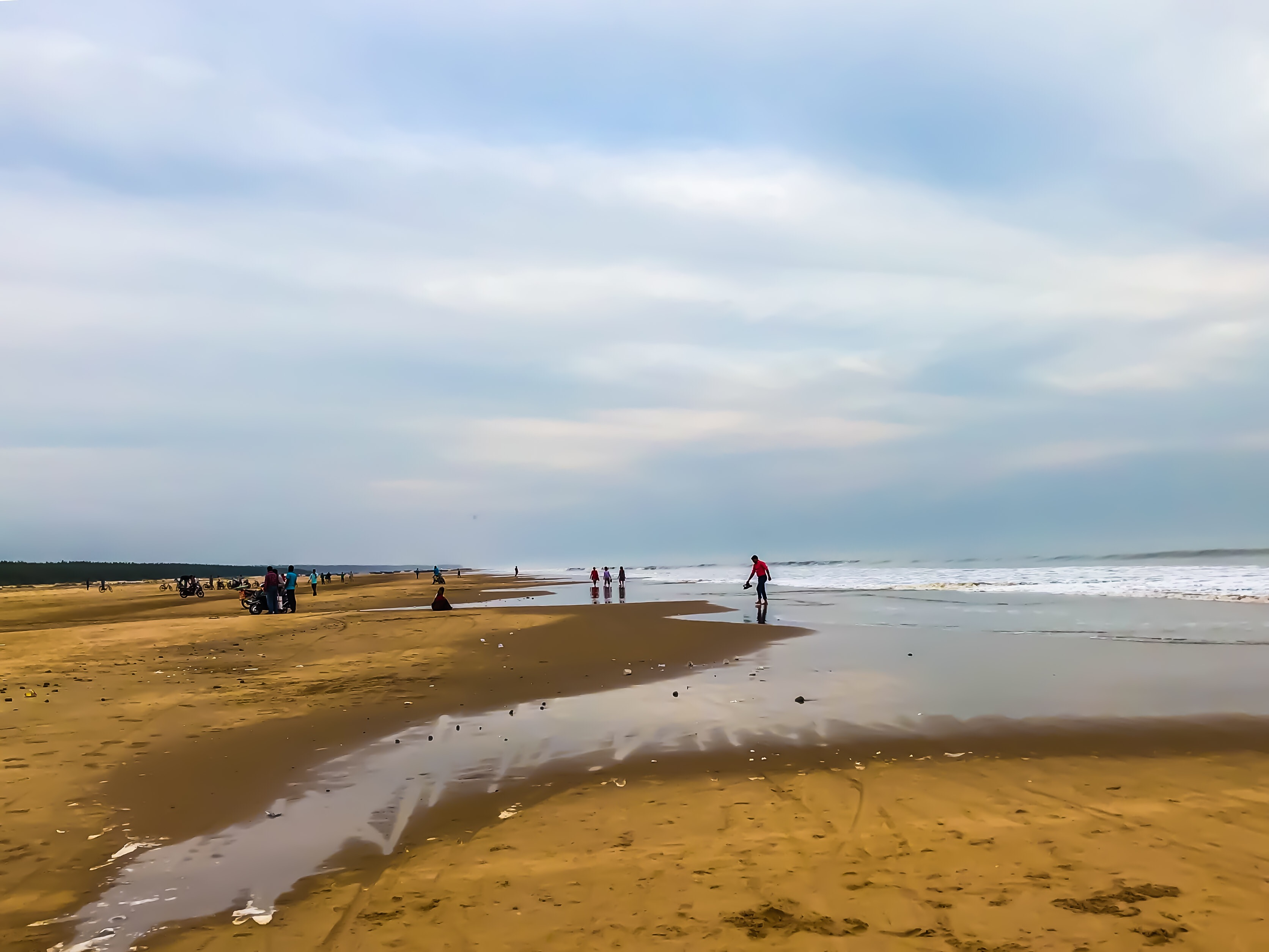 Sunrise beach 2509